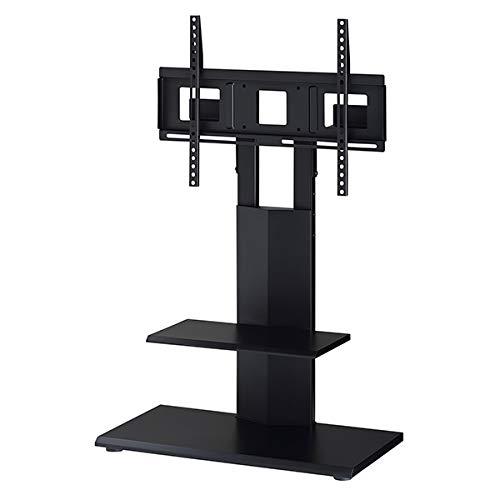 【送料無料】ハヤミ工産 KF-860 ブラック TIMEZ [壁寄せテレビスタンド(~65V型対応)] 【同梱配送不可】【代引き・後払い決済不可】【沖縄・離島配送不可】