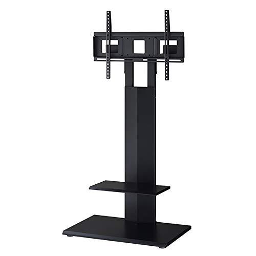 【送料無料】ハヤミ工産 KF-865 ブラック TIMEZ [壁寄せテレビスタンド(~65V型対応)] 【同梱配送不可】【代引き・後払い決済不可】【沖縄・離島配送不可】
