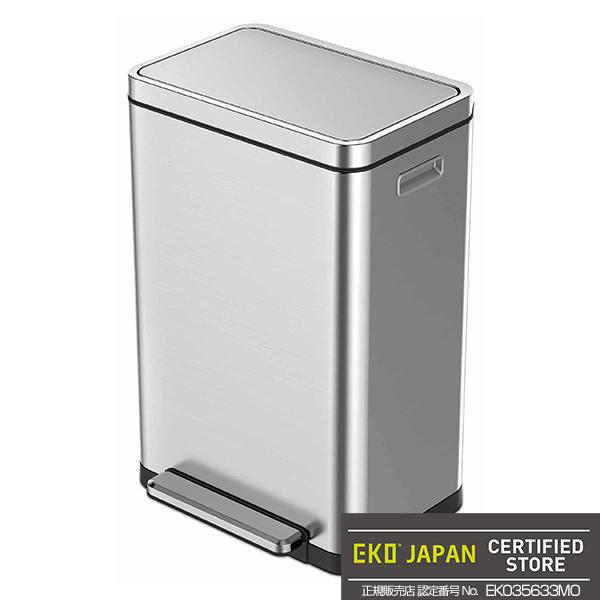 【送料無料】EKO EK9368MT-20L X キューブ ステップビン [ゴミ箱(20L)]