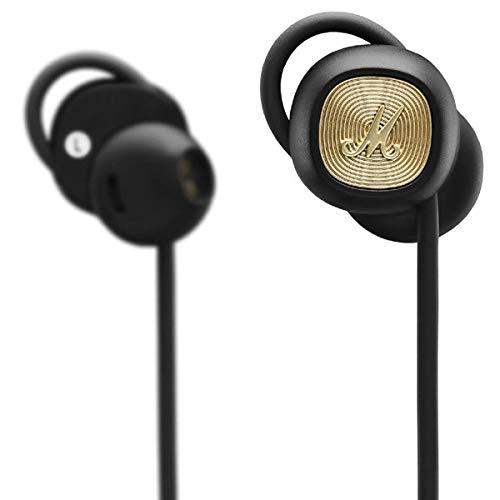 Marshall イヤホン Bluetooth5.0 aptX ワイヤレス apt-x 重低音 1回の充電で12時間再生可能 コントロールノブ ハンズフリー通話 ブルートゥース ZMH-04092259 Black MINOR II Bluetooth