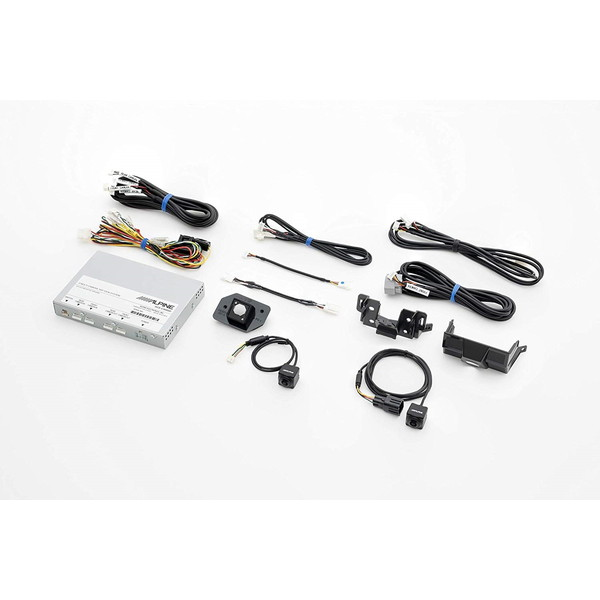 ALPINE HCE-C4000D-VE2AERO [2カメラ・マルチトップビューシステム ヴェルファイア エアロタイプ(マイナーチェンジ後)専用)]