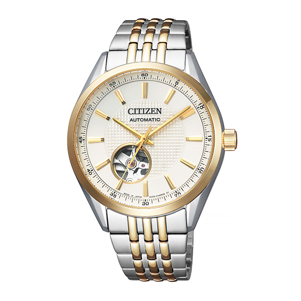 CITIZEN(シチズン) NH9114-81P [クラシカルメカ 自動巻き+手巻き腕時計(メンズ)]