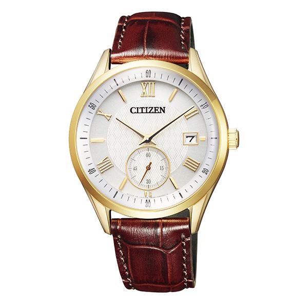 【送料無料】CITIZEN(シチズン) BV1122-10P [エコ・ドライブ腕時計 小秒針ストラップモデル (メンズ)]