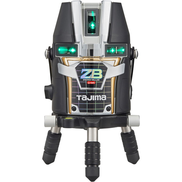 【送料無料】タジマ ZEROBL-KJC ZERO [レーザー墨出し器(BLUEリチウムーKJC)]
