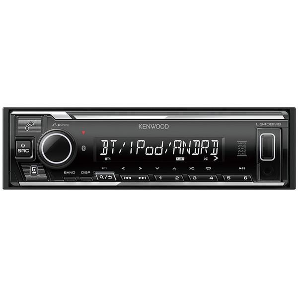 【送料無料】KENWOOD U340BMS [USB/iPod/Bluetoothレシーバー]