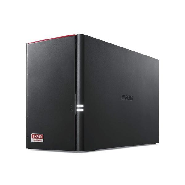【送料無料】BUFFALO LS520D0402G LinkStation [ネットワーク対応ハードディスク 4.0TB(2.0TB×2)]