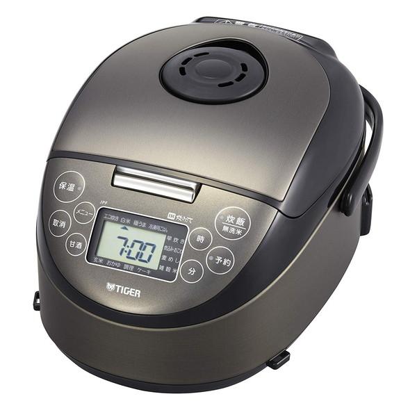 【送料無料】TIGER JPF-N550 [IH炊飯器(3合炊き)]