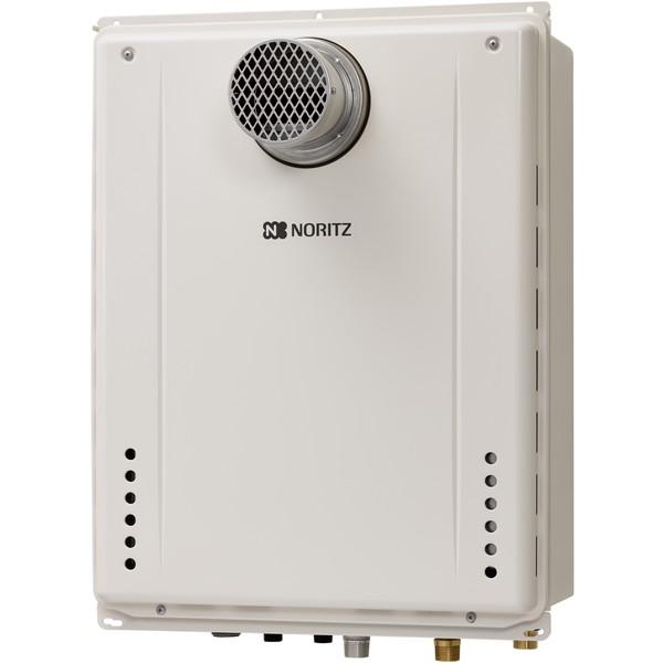 【送料無料】NORITZ GT-2460AWX-T-1 BL-LP [ガスふろ給湯器(プロパンガス用・24号・フルオート・PS扉内設置形)]