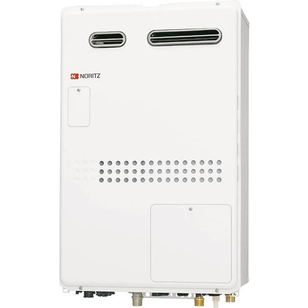 【送料無料】NORITZ GTH-2444AWX3H-1 BL-13A [ガスふろ給湯器(都市ガス用・24号・フルオート・温水暖房付・屋外壁掛形)]