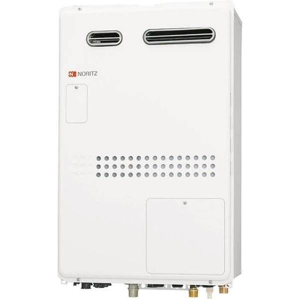 【送料無料】NORITZ GTH-2444AWX-1 BL-13A [ガスふろ給湯器(都市ガス用・24号・フルオート・温水暖房付・屋外壁掛形・フルオート)]