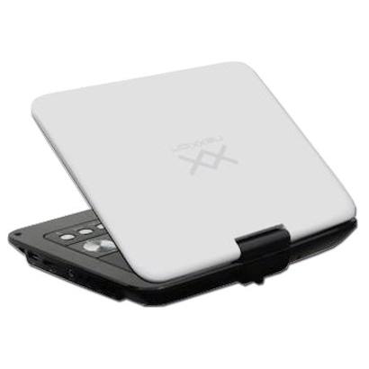 【送料無料】ポータブルDVDプレーヤー 10.1V型 液晶 10インチ フルセグ ワンセグ搭載 3電源方式 AC カーアダプター 車載用バッグ付き スイーベル180度回転 USBメモリー SDカード対応 内蔵電池 CDリッピング機能搭載 ホワイト FV-P101FW FVP101FW nexxion