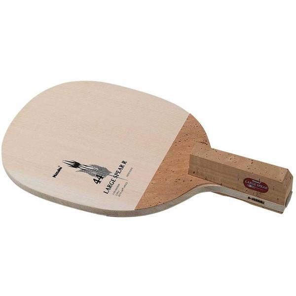 【送料無料】Nittaku NC-0157 ラージスピア R [卓球ラケット ペンホルダー ラージボール用]