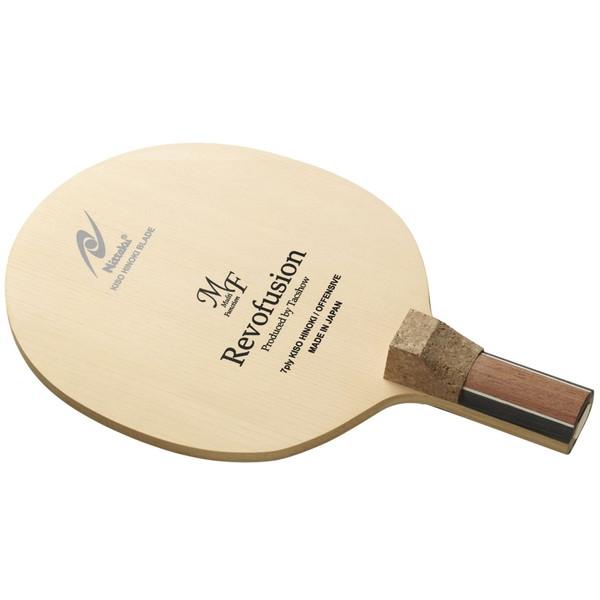 【送料無料】Nittaku NE-6410 レボフュージョンMF J [卓球ラケット ペンホルダー]