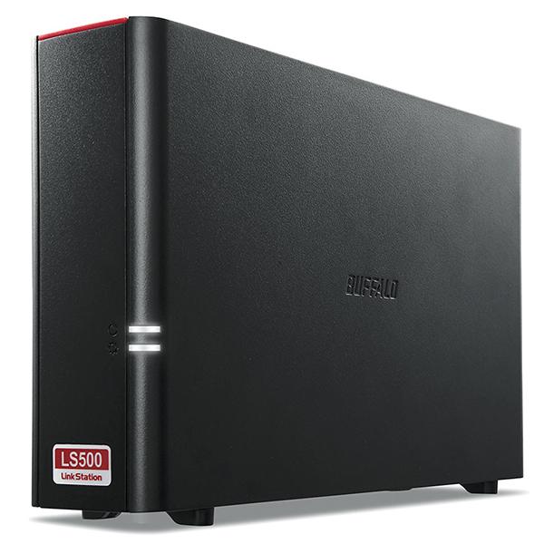【送料無料】BUFFALO LS510D0301G LinkStation [ネットワーク対応HDD(NAS) 3TB]