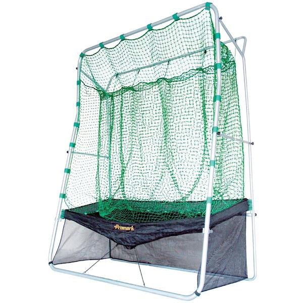 【送料無料】バッティングゲージ HTN-85 野球 野球用品 Promark HTN-85 バッティングトレーナー・ネット連続 HT-89対応 防球ネット 野球 ソフトボール球対応 練習器具 野球用品, MR.H:fab70c34 --- sunward.msk.ru