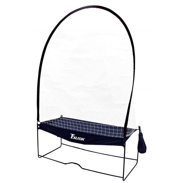 バッティングゲージ FALCON FTN-800 前からトスマシーン専用ネット FTS-100専用ネット 防球ネット 野球用品 練習器具