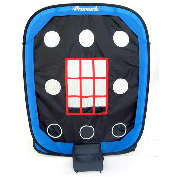 【送料無料】ピッチングネット 野球 Promark PN-300 ピッチトレーナー軟式用 集球ポケット付 投球練習 専用キャリーバック付 練習器具 野球用品