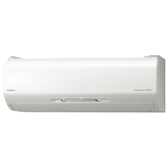 【送料無料】日立 RAS-X40J2-W スターホワイト ステンレス・クリーン 白くまくん [エアコン(主に14畳用・200V)]