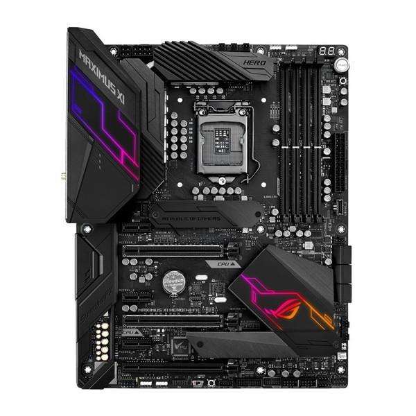 【送料無料】ASUS ROG XI MAXIMUS [Intel XI HERO (WI-FI ROG AC) [Intel Z390搭載ATXマザーボード]【同梱配送不可】【代引き・後払い決済不可】【沖縄・離島配送不可】, URBAN RESEARCH ROSSO/ロッソ:449c036d --- sunward.msk.ru