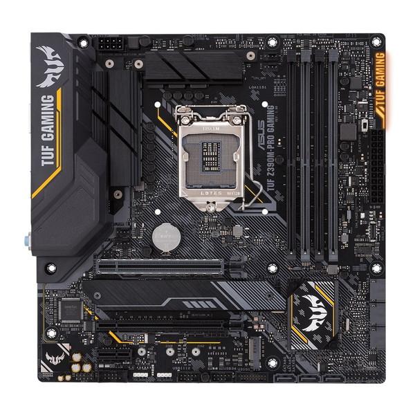 【送料無料】ASUS TUF Z390M-PRO GAMING [Intel Z390搭載mATXマザーボード]【同梱配送不可】【代引き不可】【沖縄・離島配送不可】