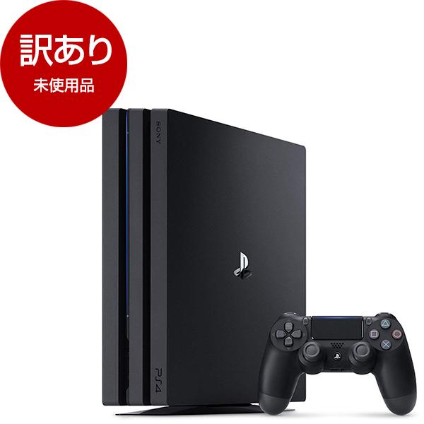 【未使用品】SIE CUH-7200CB01 ジェット・ブラック [PlayStation4 Pro(HDD 2TB)]【アウトレット】