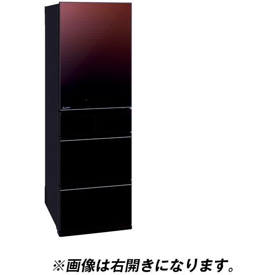 【送料無料】MITSUBISHI MR-MB45EL-ZT グラデーションブラウン 置けるスマート大容量 MBシリーズ [冷蔵庫(451L・左開き)] 【代引き・後払い決済不可】【離島配送不可】