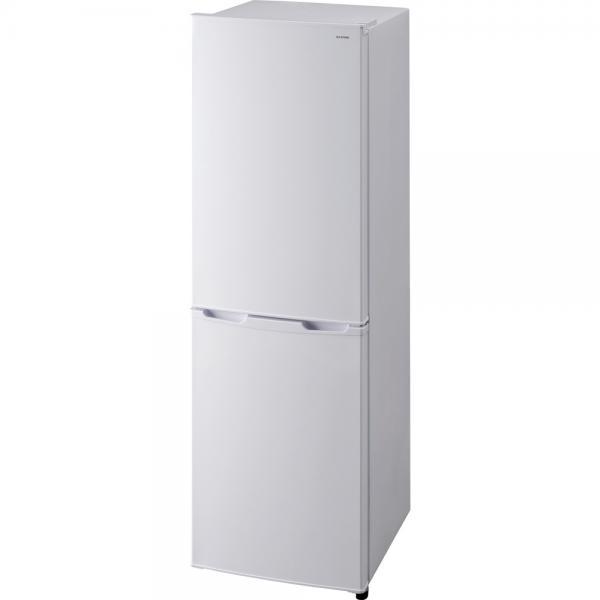 【送料無料】アイリスオーヤマ AF162-W [冷蔵庫(162L・右開き) ホワイト 新生活 一人暮らし 2ドア 162リットル 料理 調理 家電 右開き ]