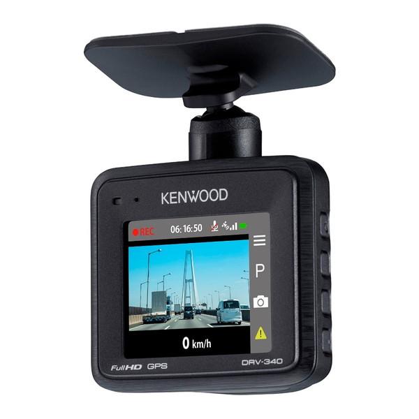 【送料無料】KENWOOD DRV-340 [ドライブレコーダー]