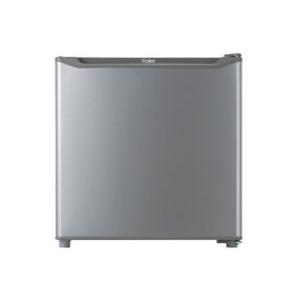 【送料無料】冷蔵庫 小型 1ドア 静音 寝室 ハイアール(Haier) JR-N40H-S シルバー 冷蔵庫(40L・右開き)新生活 一人暮らし コンパクト
