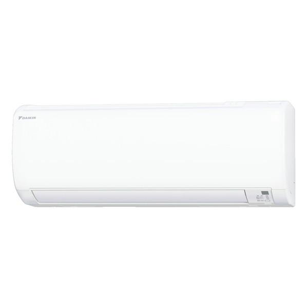 【送料無料】エアコン 10畳 ダイキン(DAIKIN) S28WTEV-W ホワイト Eシリーズ エアコン(主に10畳用・200V対応) 室外電源