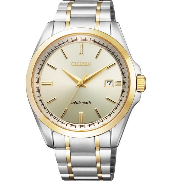 CITIZEN(シチズン) NB1044-86P シチズンコレクション メカニカル [自動巻き+手巻き腕時計(メンズ)]