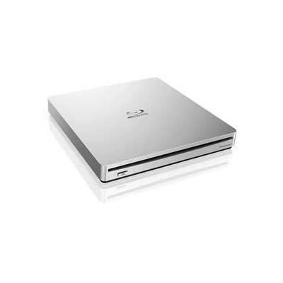 【送料無料】PIONEER BDR-XS07JM シルバー [ポータブルブルーレイドライブ(USB3.1・Mac・BDXL・M-DISC対応)]