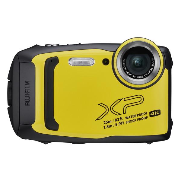 【送料無料 XP140】富士フィルム イエロー FinePix XP140 イエロー イエロー イエロー [コンパクトデジタルカメラ(1635万画素)], 鳩山町:e39c4361 --- sunward.msk.ru