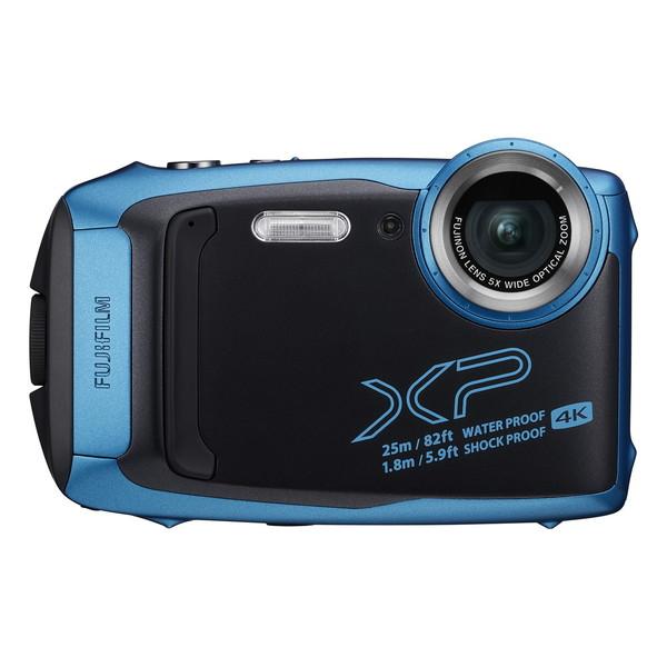 富士フィルム FinePix XP140 スカイブルー スカイブルー [コンパクトデジタルカメラ(1635万画素)]
