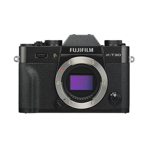 【送料無料】富士フィルム X-T30 ブラック [ミラーレス一眼カメラ(2610万画素)]