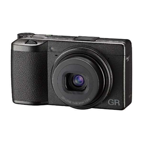 RICOH GRIII [コンパクトデジタルカメラ(2424万画素)]