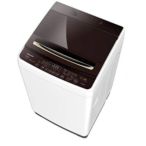 【送料無料】Hisense HW-DG80A [全自動洗濯機(8.0kg)]
