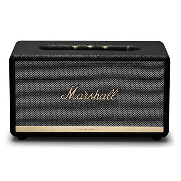 【送料無料】Marshall ZMS-1001902 Black Stanmore II Bluetooth [Bluetooth スピーカー] 父の日2019音楽・ファッション