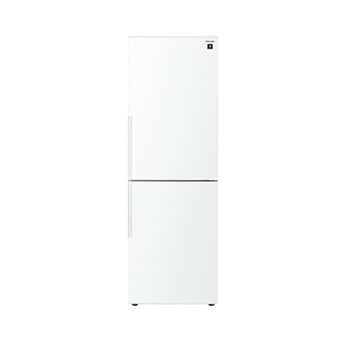 【送料無料】SHARP SJ-PD31E-W ホワイト系 [冷蔵庫(310L・右開き)]
