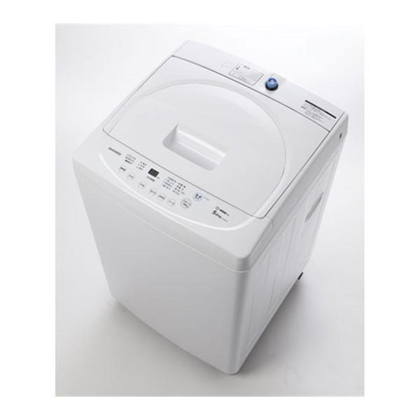 【送料無料】DAEWOO DW-S50AW ホワイト [簡易乾燥機能付き洗濯乾燥機 (5.0kg)]