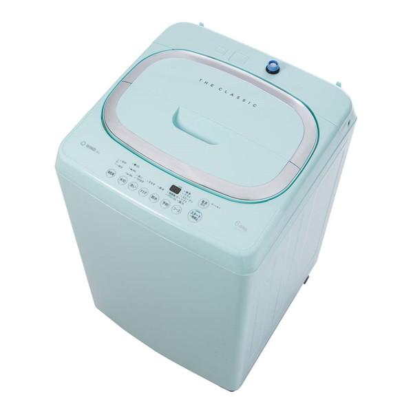 【送料無料】DAEWOO DW-R60A-M アクアミント [簡易乾燥機能付き洗濯乾燥機 (6.0kg)]