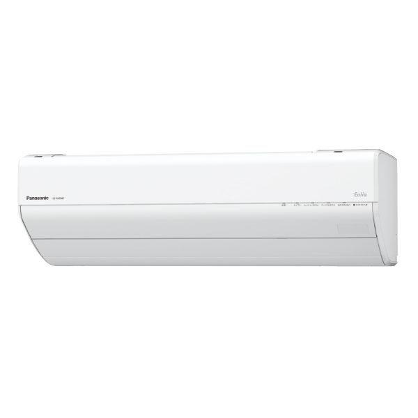 【送料無料】PANASONIC CS-369CGX-W クリスタルホワイト エオリアGXシリーズ [主に12畳用]