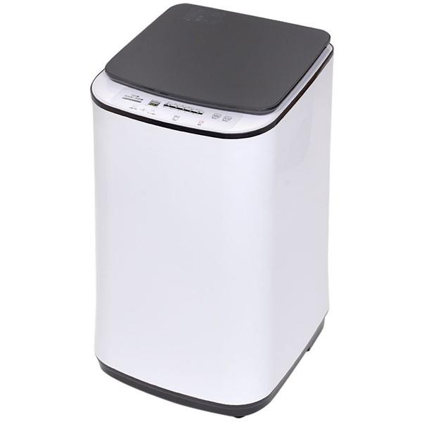 【送料無料】洗濯機 一人暮らし 小型 熱水 除菌 サンコー HTWATCNL ニオイウォッシュ 全自動小型熱水洗濯機(通常洗濯2.8kg/温水洗濯1.5kg) ニオイ菌除去 新生活