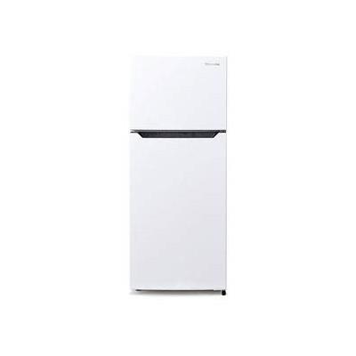 ハイセンス Hisense 冷蔵庫 冷凍庫 ホワイト 右開き 120L 直冷式 HR-B12C 一人暮らし 二人暮らし コンパクト 学生 新生活 省エネ HR-B12C