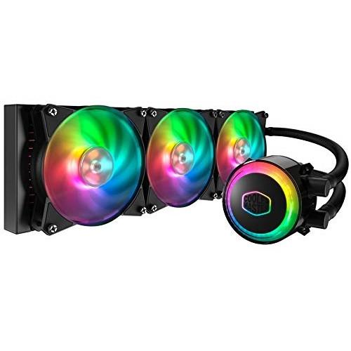 【送料無料】CoolerMaster MLX-D36M-A20PC-R1 MasterLiquid ML360R RGB [CPUクーラー]