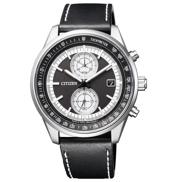 CITIZEN(シチズン) CA7030-11E シチズンコレクション [エコドライブ電波腕時計(メンズ)]
