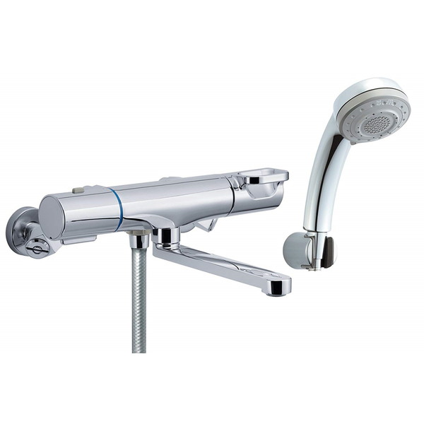 【送料無料】LIXIL RBF-816N INAX [サーモスタット付シャワーバス水栓 (寒冷地用) エコフル多機能シャワー]