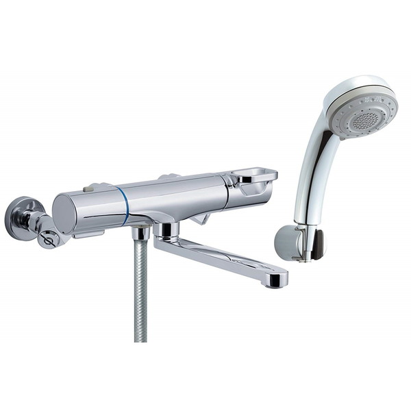 LIXIL RBF-816Z INAX [サーモスタット付シャワーバス水栓 (回せるもん) エコフル多機能シャワー]