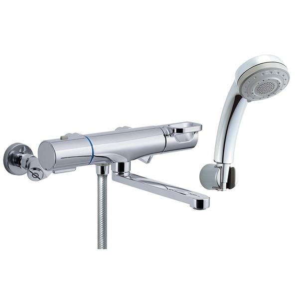 【送料無料】LIXIL RBF-816ZN INAX [サーモスタット付シャワーバス水栓 (寒冷地用・回せるもん) エコフル多機能シャワー]