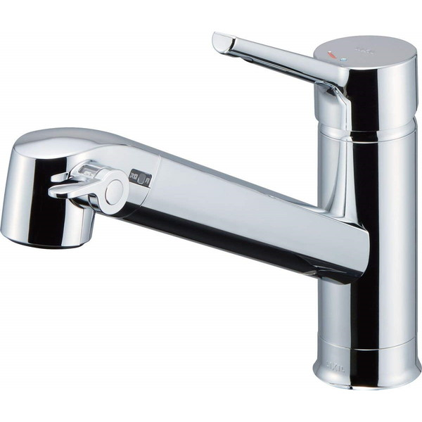 LIXIL RJF-871Y INAX [キッチン用 浄水器内蔵シングルレバー混合水栓]